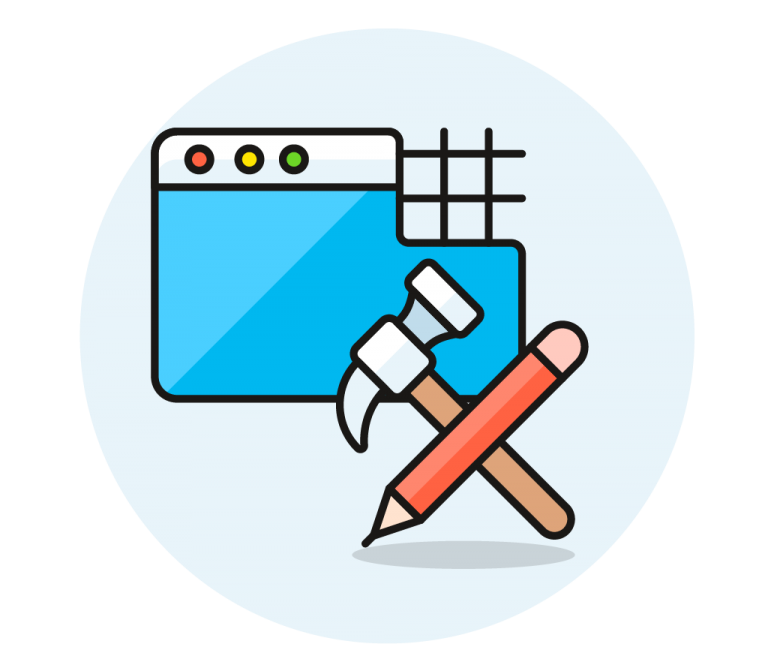 Framework til webdesign