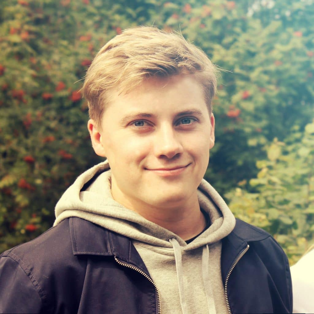 Rasmus Haxholm