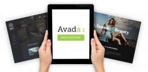 Avada WordPress Tema